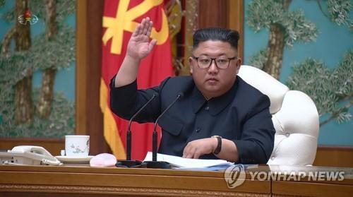 韓一在野黨議員當選人稱確信金正恩已身亡
