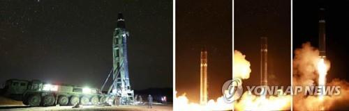 消息:朝鮮平壤附近導彈後勤基地即將建成