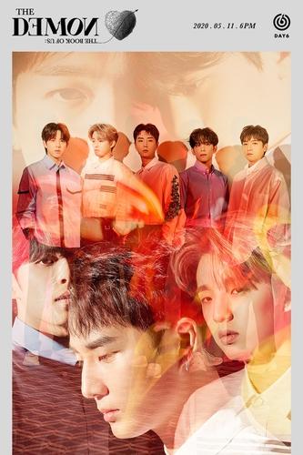 韓樂隊DAY6推迷你六輯:望新輯給人慰藉