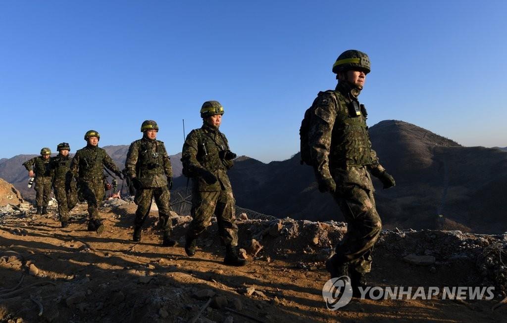 韓聯參公開遭朝槍擊哨所應對全程
