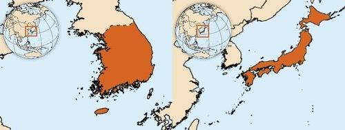 韓民團:世衛地圖漏標獨島拒糾錯