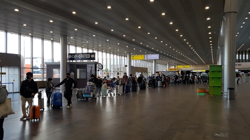 239名旅俄韓僑搭乘特別航班回國 南韓駐俄羅斯使館供圖(圖片嚴禁轉載複製)
