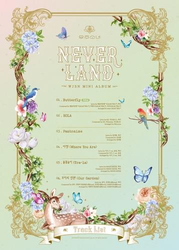宇宙少女下月攜迷你專輯《Neverland》回歸