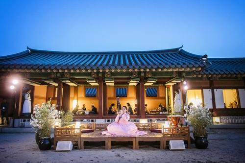南韓古宮夜遊等系列主題活動明起重啟