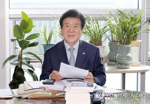 韓執政黨議員樸炳錫當選國會議長已成定局