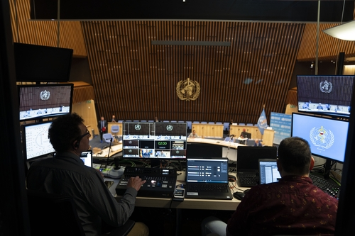 朝鮮在世衛大會呼籲解除制裁以防疫情擴散