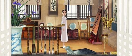《巫女圖》劇照 鉛筆冥想工作室供圖(圖片嚴禁轉載複製)