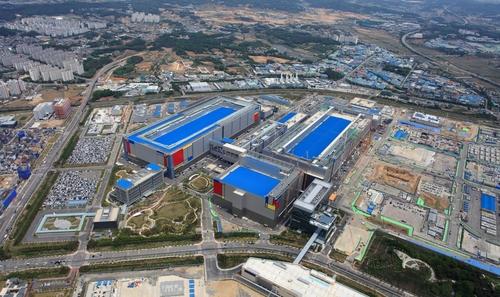三星電子公佈在平澤投建半導體代工生產線計劃