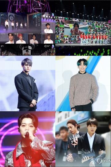 一週韓娛:NCT127線上演唱會盛況 韓偶像被曝夜遊梨泰院 - 5