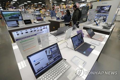 調查:南韓人宅家避疫期電腦手機收視激增