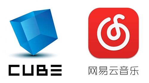 CUBE娛樂與網易雲音樂簽署戰略合作協議
