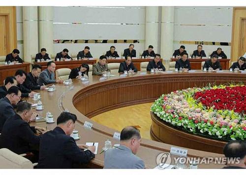 朝鮮召開勞動黨中央政治局會議討論民生問題