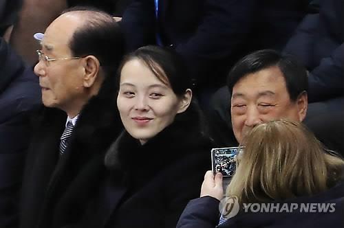 金與正從對韓信使變成唱白臉的對韓事務一把手