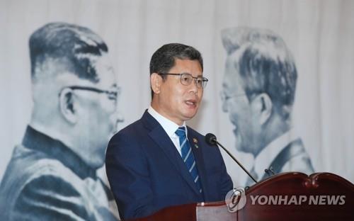 韓統一部長官呼籲韓朝銘記《六一五宣言》精神