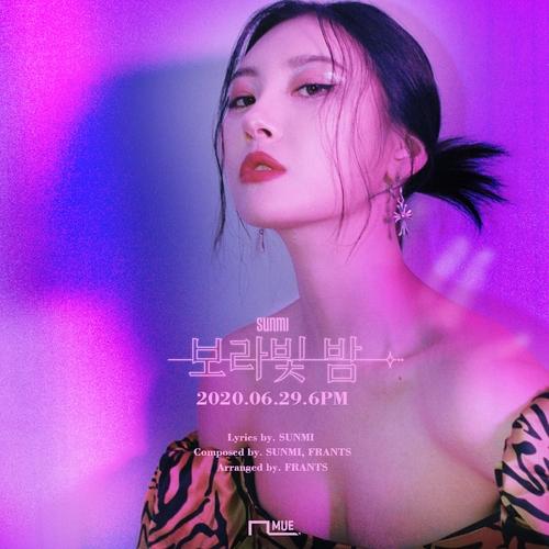 韓人氣女歌手月末齊回歸點亮今夏歌壇