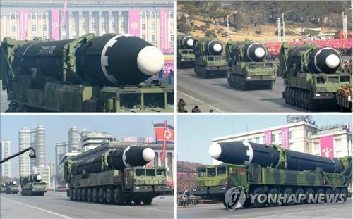 南韓防部:朝鮮正為建黨75週年大閱兵做準備
