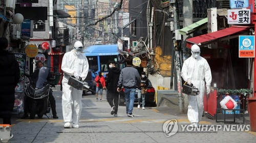 世衛組織評價南韓有效控制新冠疫情