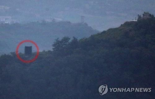 朝鮮重裝對韓喊話設備 韓軍正考慮對策