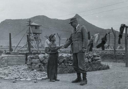 韓戰70張舊照曝光 還原半島戰爭歷史