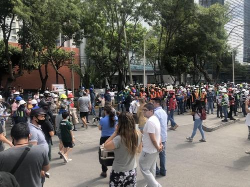 韓外交部:墨西哥地震致1名南韓公民受傷