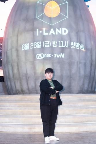 房時赫 韓聯社/Mnet供圖(圖片嚴禁轉載複製)