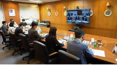 韓中外交部門舉行第14輪漁業問題視頻會談