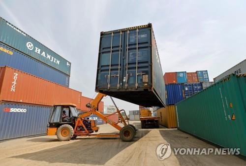 印度嚴查中國貨物影響當地韓企生產