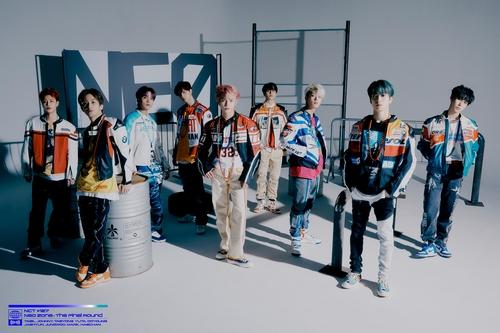 資料圖片:NCT 127 韓聯社/SM娛樂供圖(圖片嚴禁轉載複製)