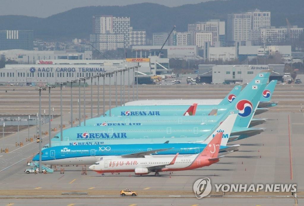 消息:南韓航空公司擬增飛定期赴華航班