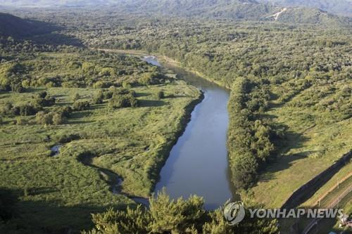 漢灘江成為南韓第四個世界地質公園