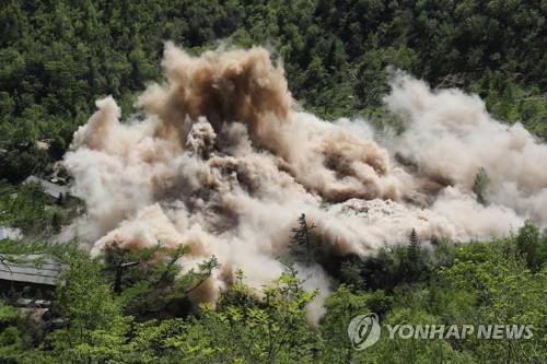 韓消息人士:美媒所指朝鮮設施與核武器無關