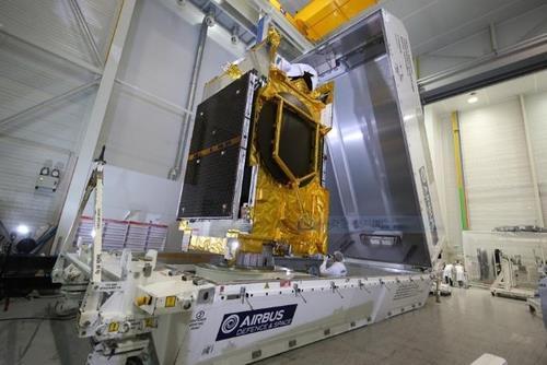南韓第一顆軍事通信衛星發射延期