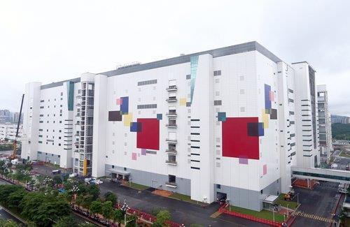 LG Display廣州OLED面板工廠即將量產