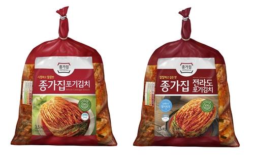今年上半年南韓泡菜出口大增