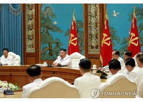 朝鮮因疑似感染新冠脫北者返朝提升防疫級別