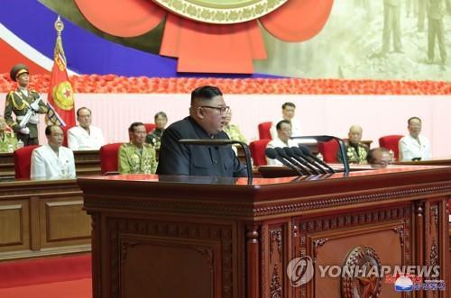 詳訊:金正恩稱靠自衛性核威懾力確保永久安全