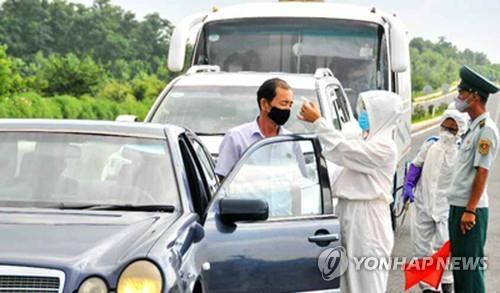 朝外務省要求各國使領館加強防疫