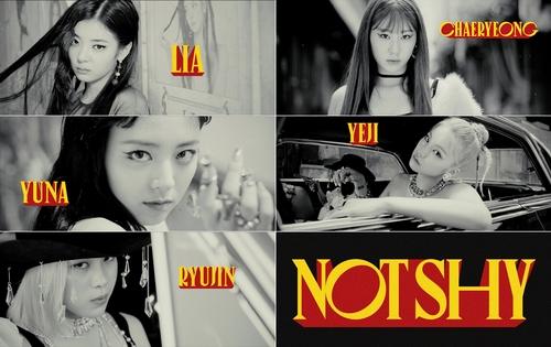 女團ITZY下月攜新歌《Not Shy》回歸