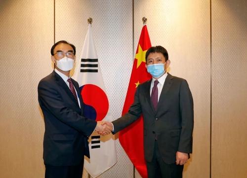 韓中經貿聯委會第24次會議在青島舉行