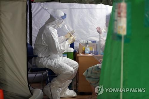 詳訊:南韓新增23例新冠確診病例 累計14389例