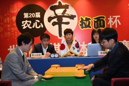 農心杯世界圍棋團體賽第三站總決賽18日線上開幕