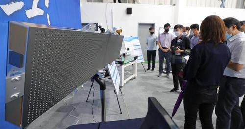 韓軍公開多種新型武器研發項目