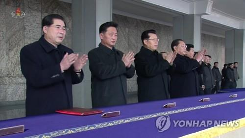 金正恩任命勞動黨副委員長金德訓為內閣總理
