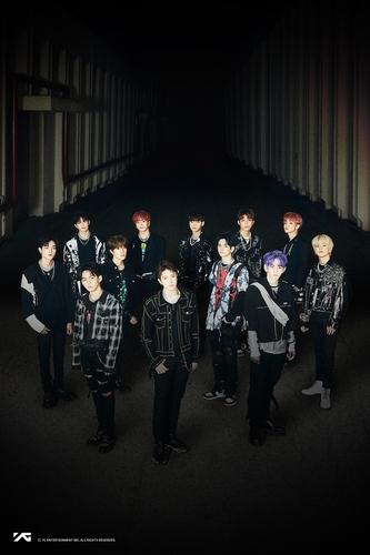 TREASURE創今年韓團出道專輯首周銷量紀錄