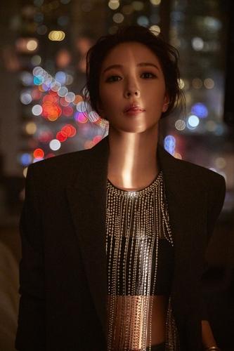資料圖片:歌手寶兒 韓聯社/SM娛樂供圖(圖片嚴禁轉載複製)