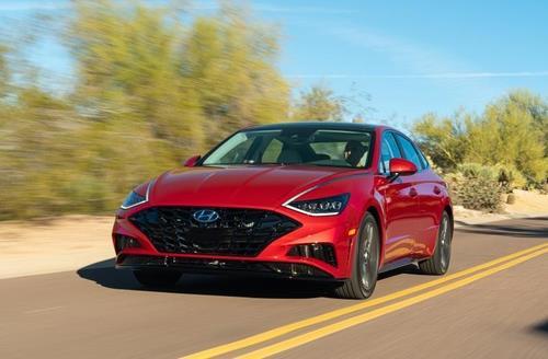 現代起亞汽車8月在美銷量同比降7.5%