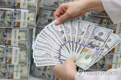 韓8月外儲4190億美元 環比增加24.2億
