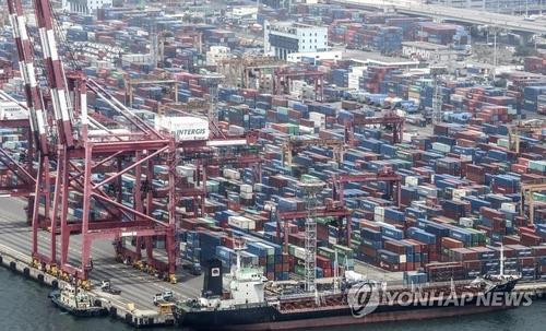 韓經濟團體:疫情後南韓對華出口依賴度加大