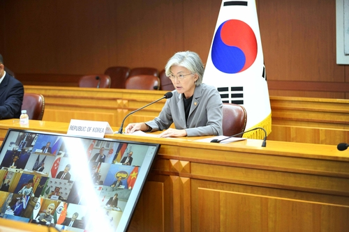 韓外長出席G20特別外長視頻會議