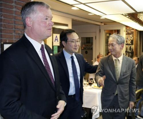 韓日對朝代表通話討論朝核問題